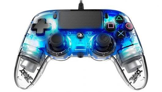 Nacon annuncia il Compact Controller Wired per PS4
