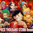 One Piece Thousand Storm: disponibile un nuovo aggiornamento