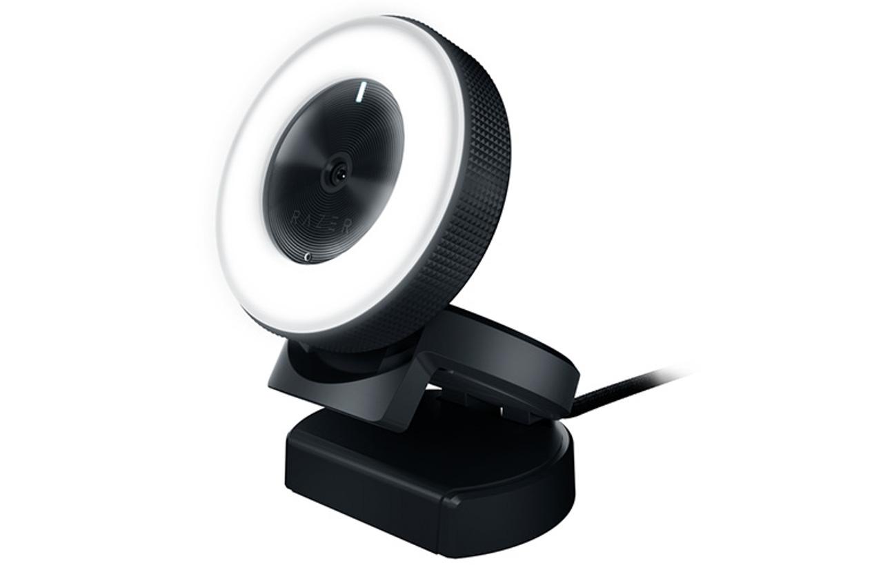 Razer annuncia la webcam Razer Kiyo e il microfono Razer Seiren X