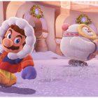 Super Mario Odyssey in tre nuove tappe del Nintendo Switch Tour