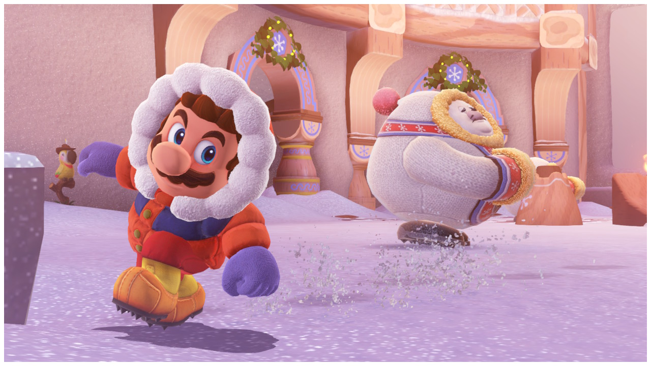 Super Mario Odyssey in tre nuove tappe del Nintendo Switch Tour