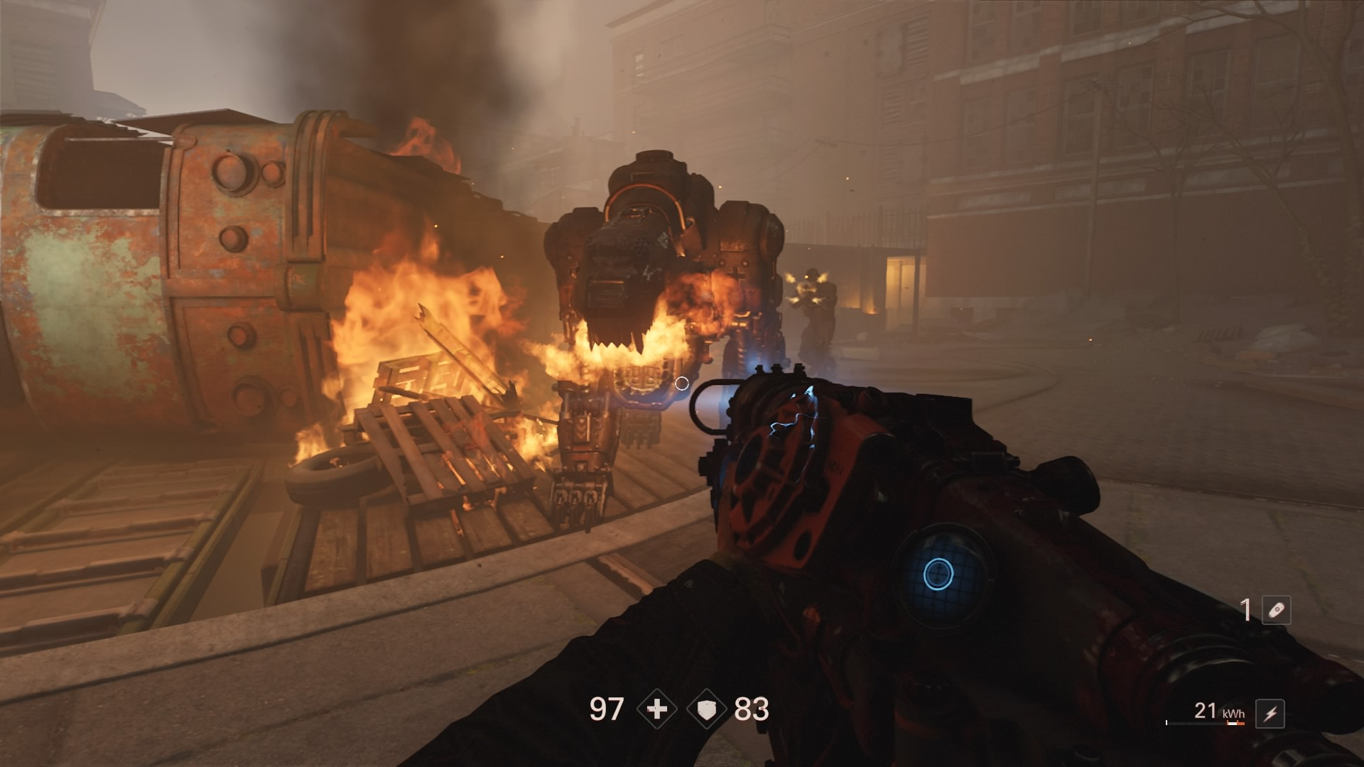 Risultati immagini per Wolfenstein II: The New Colossus Recensione