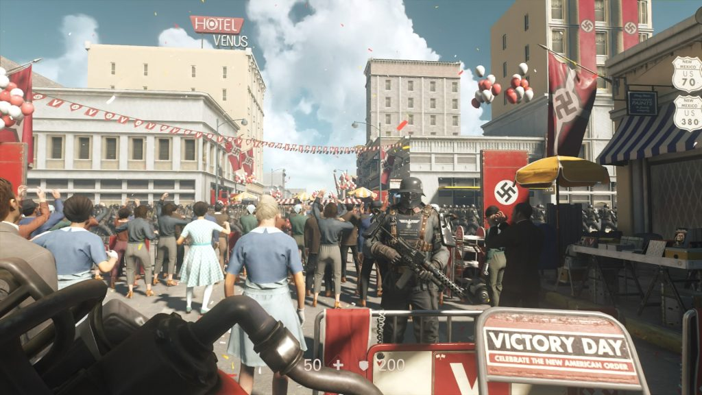 wolfenstein 2 the new colossus recensione