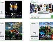Microsoft annuncia quattro bundle per Xbox One S 500GB