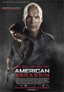 American Assassin immagine Cinema locandina