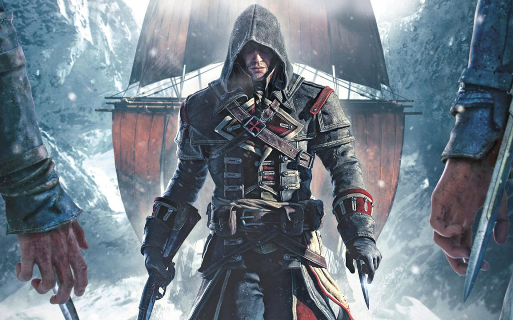Assassin's Creed Rogue HD ps4 xbox one