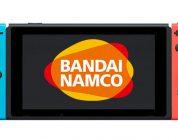 Bandai Namco sta lavorando su tre grandi esclusive per Nintendo Switch
