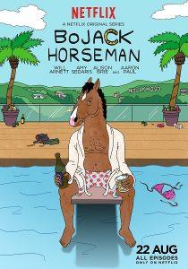 BoJack Horseman immagine Netflix locandina