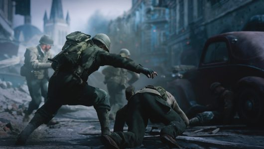 Call of Duty WWII classifica