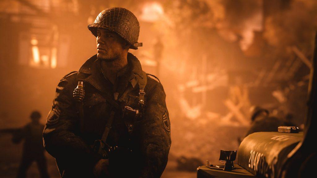 Call of Duty WWII prova gratuita steam