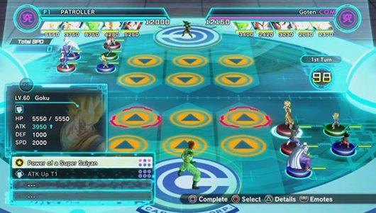 Dragon Ball Xenoverse 2: un gameplay ci mostra l'Hero Colosseum