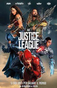 Justice League immagine Cinema locandina