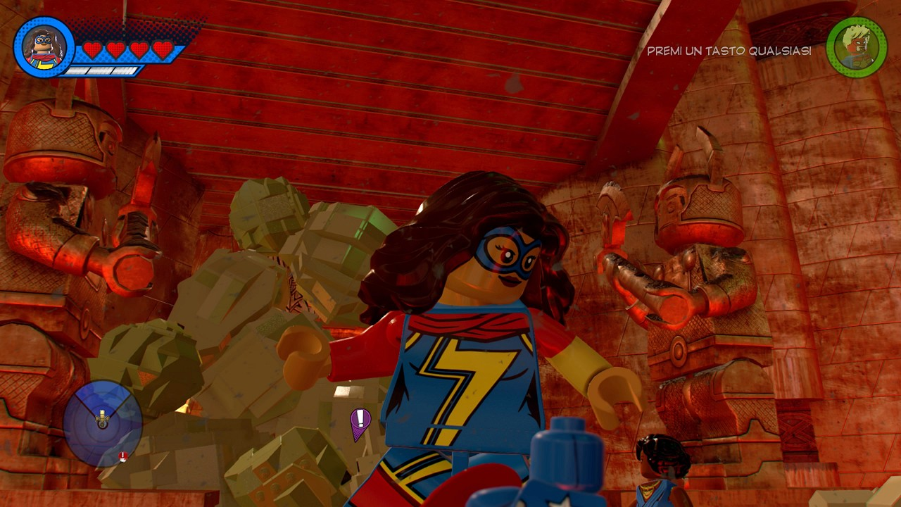Marvel Super Heroes 60 Superhéroes: LM Super Heroes 2 PC PS4 XOne Switch