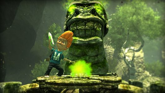 Max The Curse of Brotherhood arriverà anche su Switch, data d'uscita