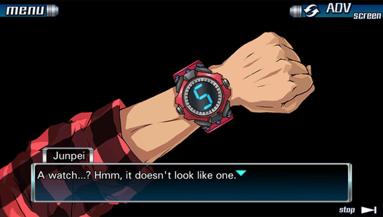 Zero Escape Nonary Games per PS Vita ha una data d'uscita europea