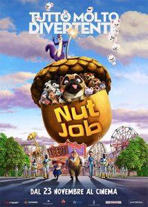 Nut Job 2 – Tutto molto divertente immagine Cinema locandina