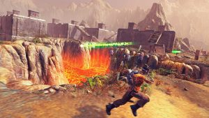 Outcast Second Contact immagine PC PS4 Xbox One 06
