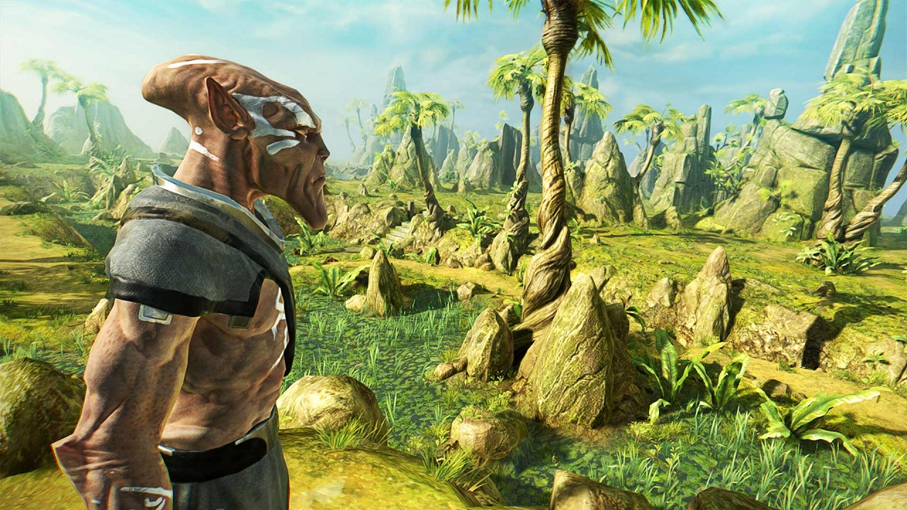 Outcast Second Contact immagine PC PS4 Xbox One 08