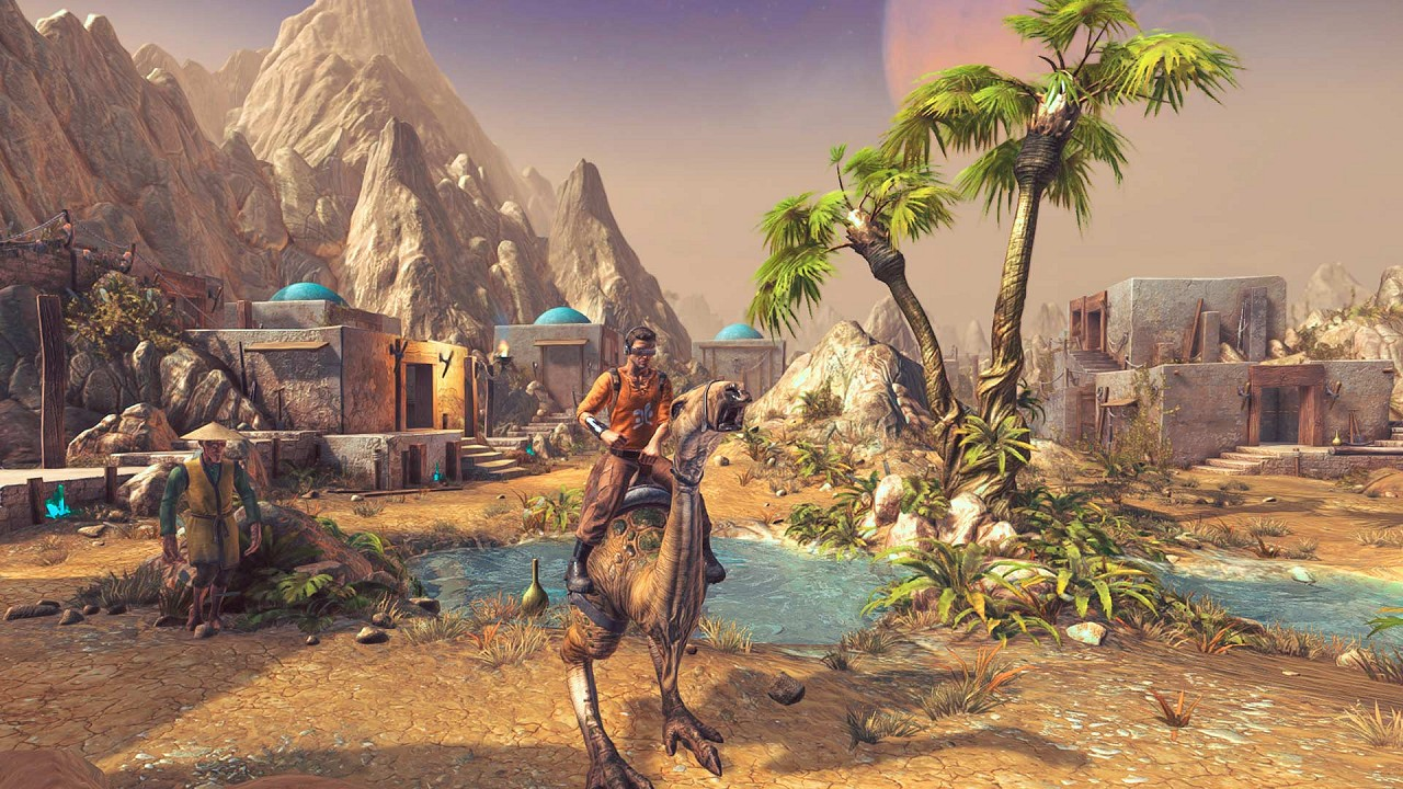 Outcast Second Contact immagine PC PS4 Xbox One 09
