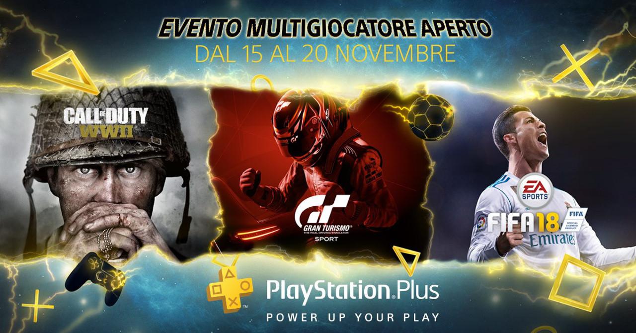 Multijugador PS4 gratis durante unos días