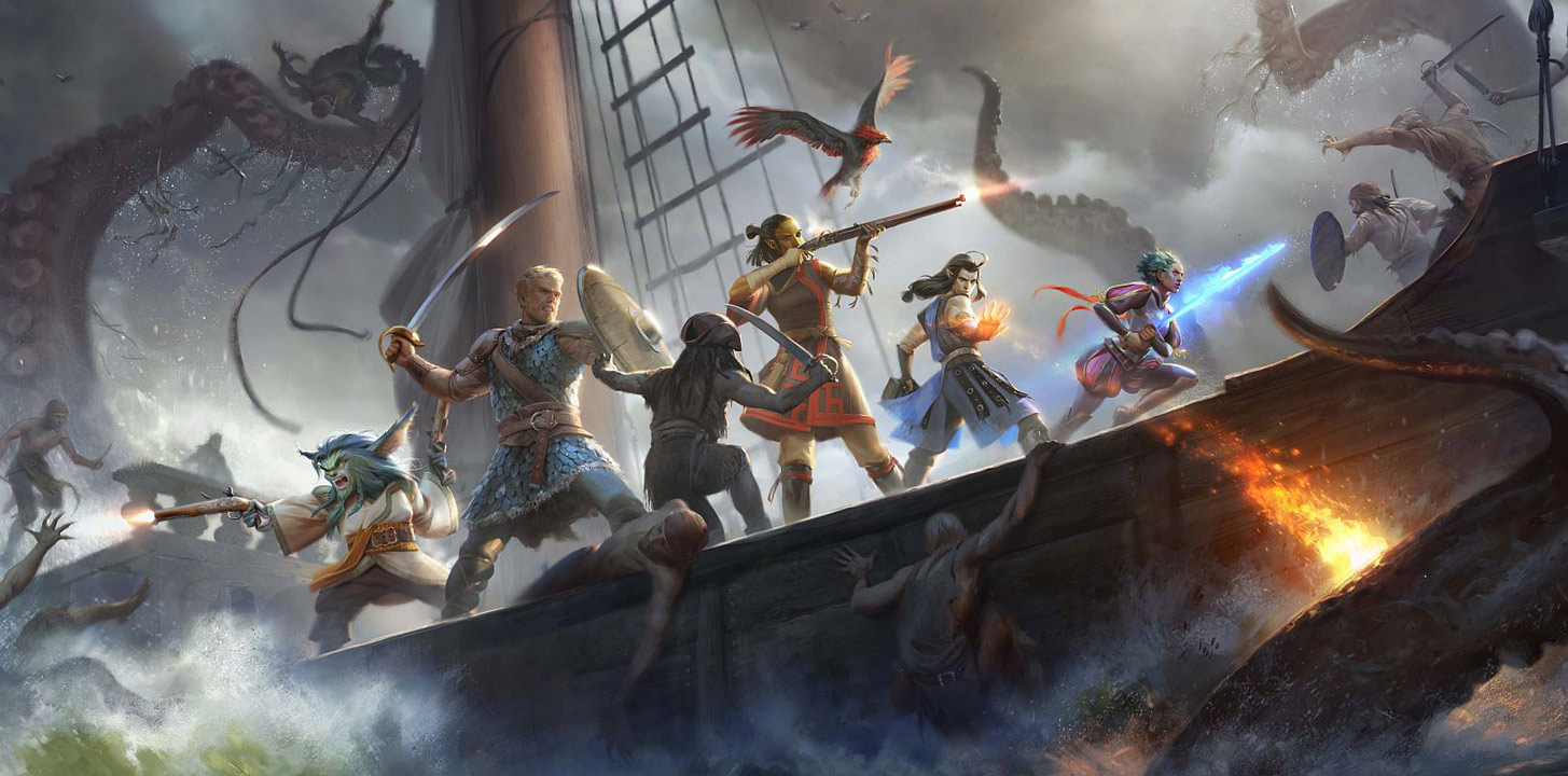 THQ Nordic e Versus Evil distribuiranno Pillars of Eternity II