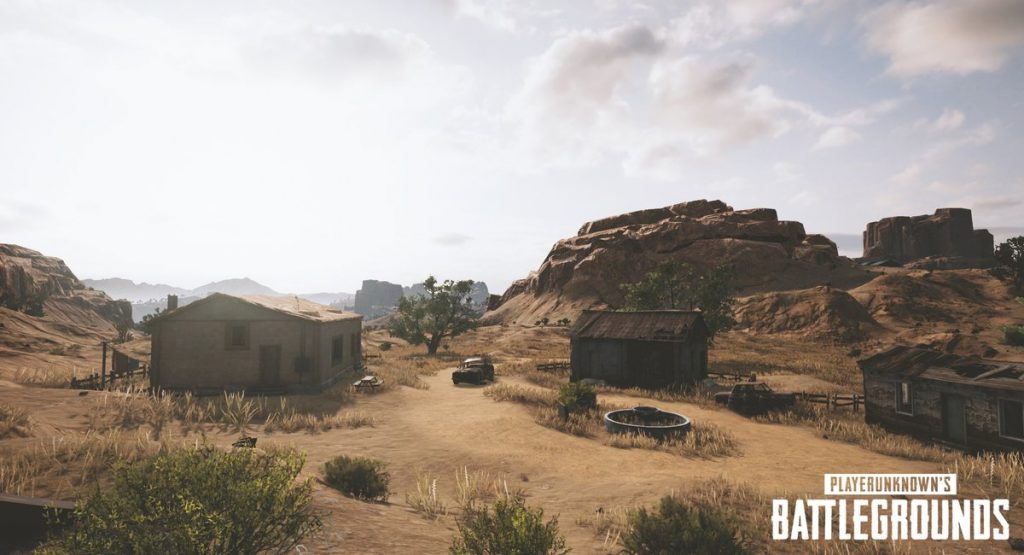 Playerunknown's Battlegrounds miramar xbox one