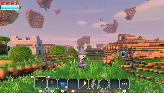 Portal Knights: disponibile la demo gratuita per Nintendo Switch
