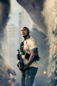 Rampage trailer film dwayne johnson