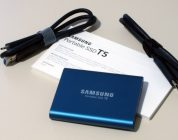 Samsung Portable SSD T5 500 GB immagine 02