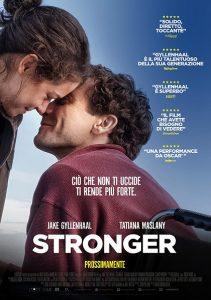 Stronger immagine Cinema locandina