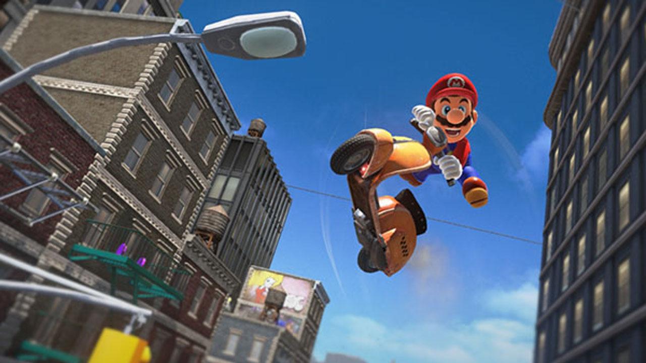 Super Mario Odyssey ha venduto oltre 1,1 milione di copie negli Stati Uniti