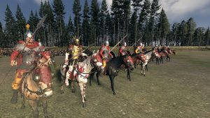 Total War ROME II – Empire Divided immagine PC 01