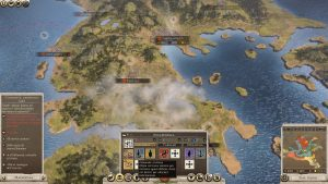 Total War ROME II – Empire Divided immagine PC 02