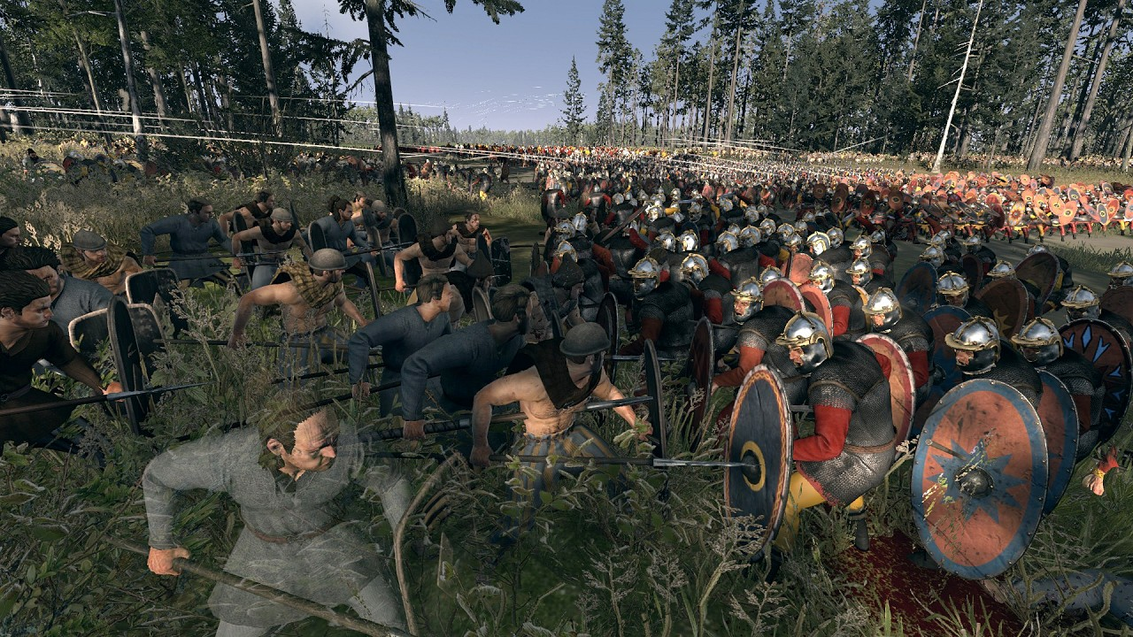 Total War ROME II – Empire Divided immagine PC 03