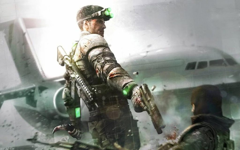 Ubisoft server Splinter Cell Blacklist