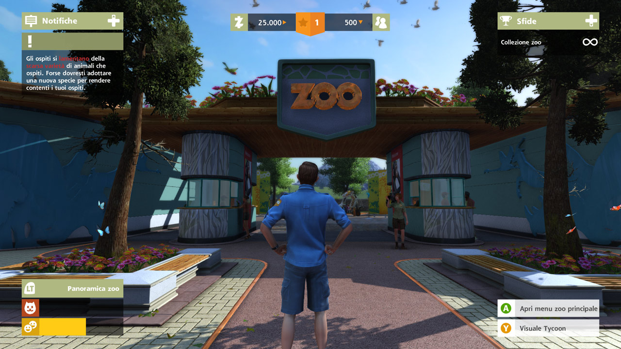 Zoo Tycoon Ultimate Animal Collection Recensione PC Xbox One | TGM
