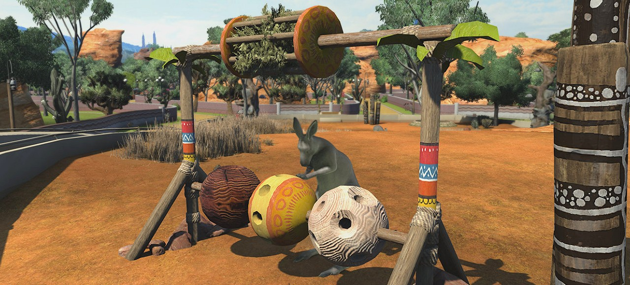 Zoo Tycoon Ultimate Animal Collection PC Xbox One | TGM