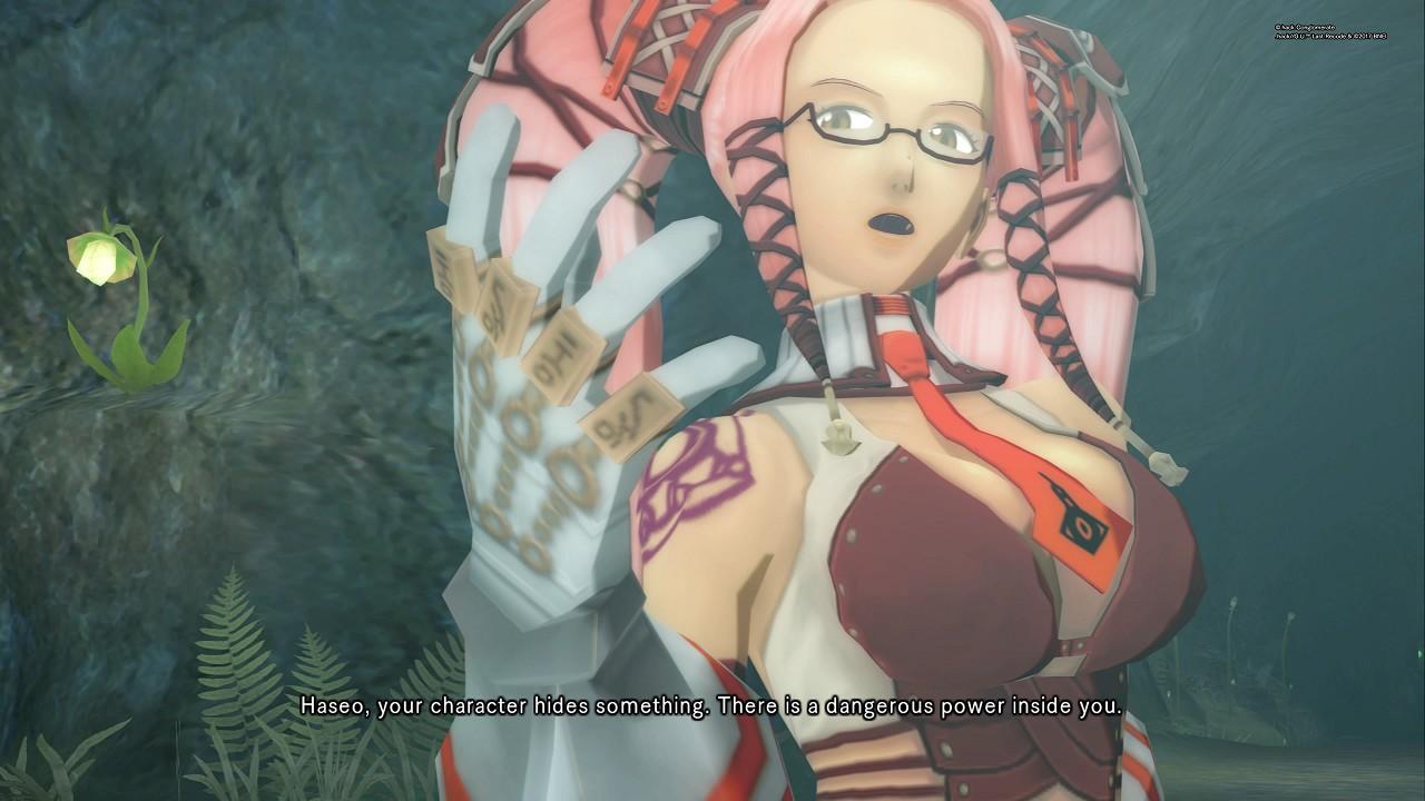 .hackG.U. Last Recode immagine PC PS4 05