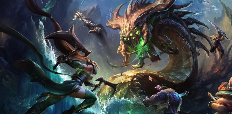 league of legends editoriale