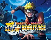 Naruto x Boruto Ninja Voltage arriva oggi su dispositivi mobile