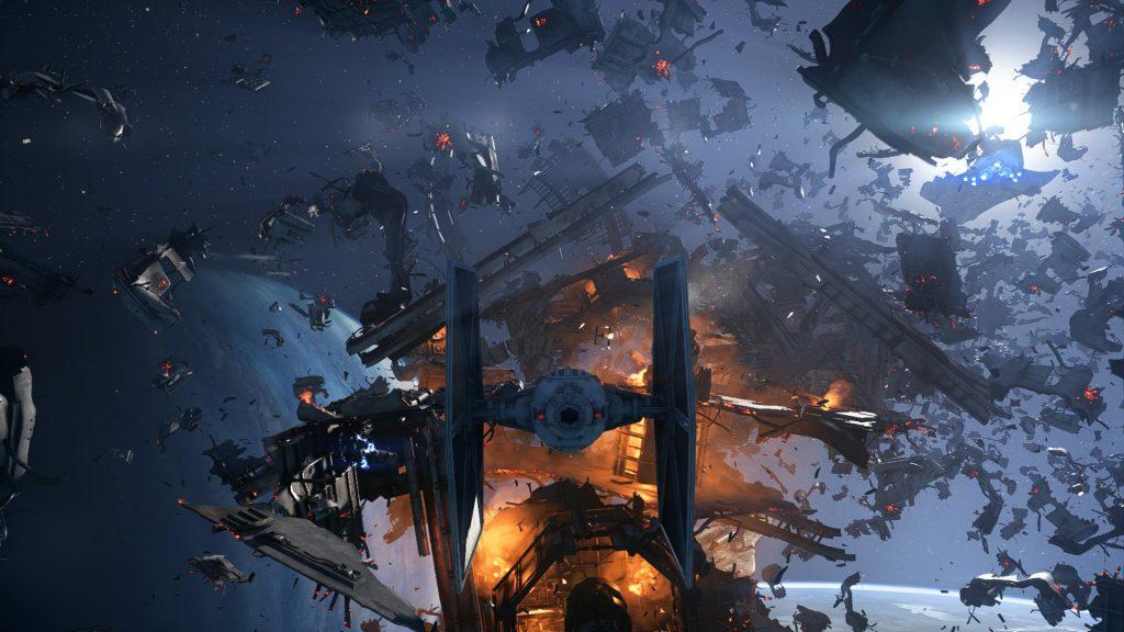 star wars battlefront ii recensione