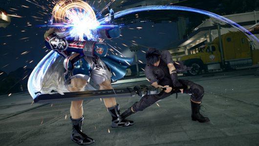Tekken 7: un video dietro le quinte su Noctis con Tabata e Harada