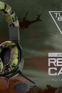Turtle Beach lancia le Recon Camo, le nuove cuffie da gaming