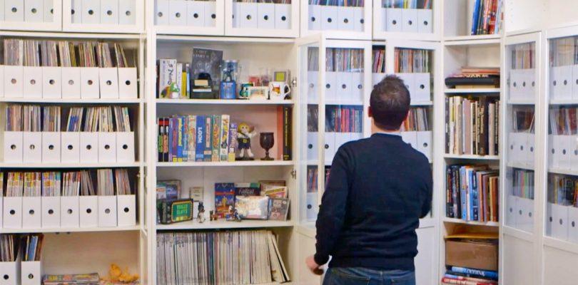 videogame biblioteca