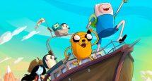 Adventure Time Pirates of Enchiridion ha una finestra di lancio