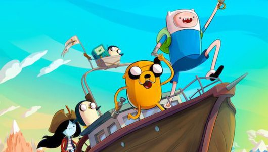 Adventure Time i Pirati dell'Enchiridion si mostra con un primo trailer