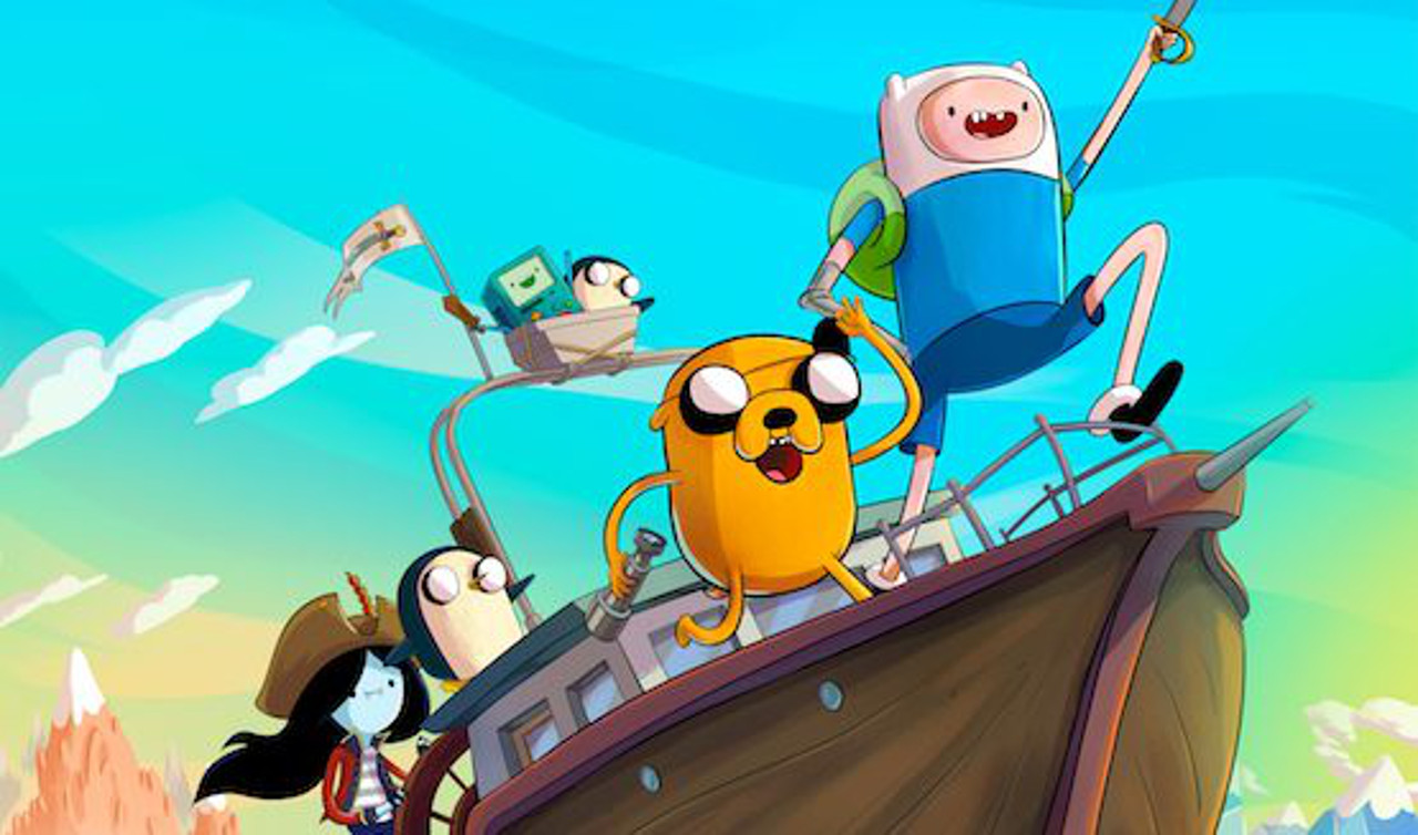 Adventure Time Pirates of Enchiridion ha una finestra di lancio