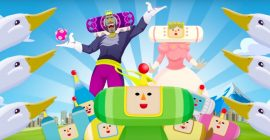 Amazing Katamari Damacy è ora disponibile su iOS e Android