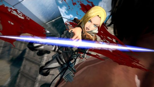 Attack on Titan 2 ha una data d'uscita europea