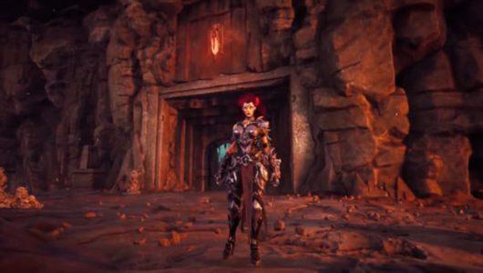 """Darksiders III: pubblicato il gameplay """"Lava Brute Battle"""""""